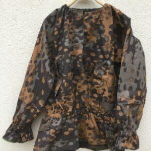 1-blouse-camouflee-tarnjacke-premier-modele-waffen-elite-normandie-ww2