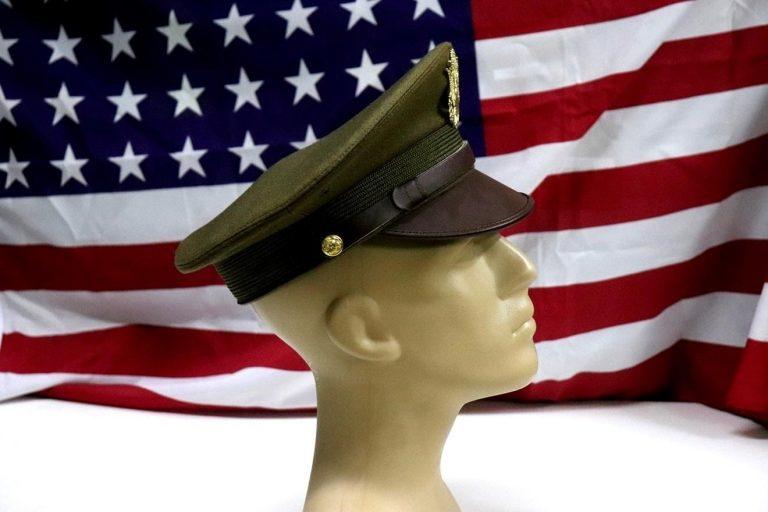 casquette-officier-americian-ww2-2