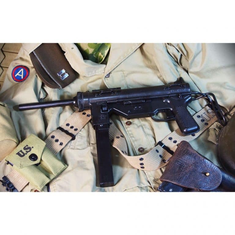 PM GREASE GUN