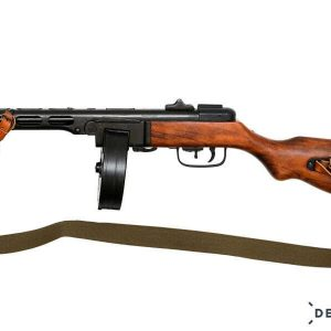 mitrailleuse-russe-PPSH-41
