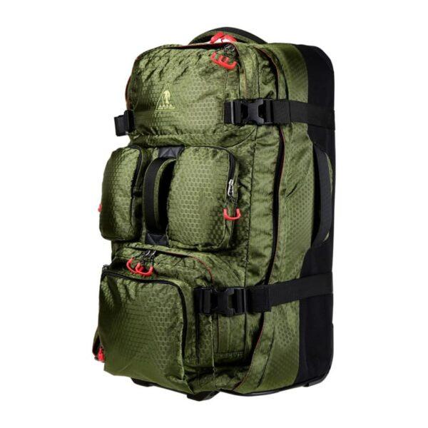 sac-de-voyage-roulette-85L-vert-legion