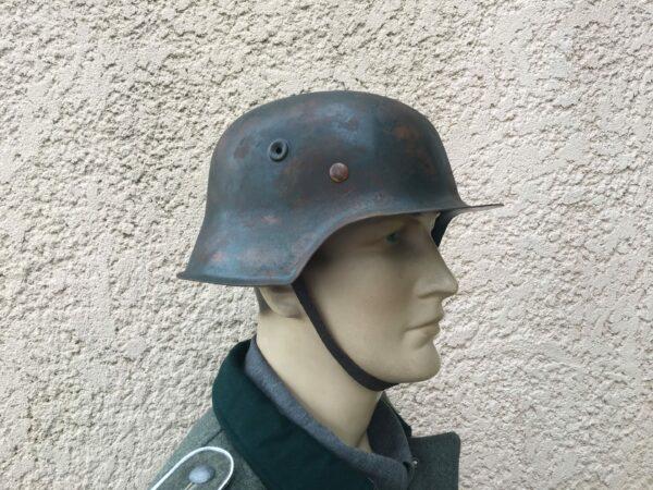 CASQUE- ALLEMAND- M1935-VIEILLI-4