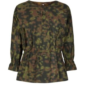 Blouse-smock-camo-Rauchtarn-allemande-wh-repro