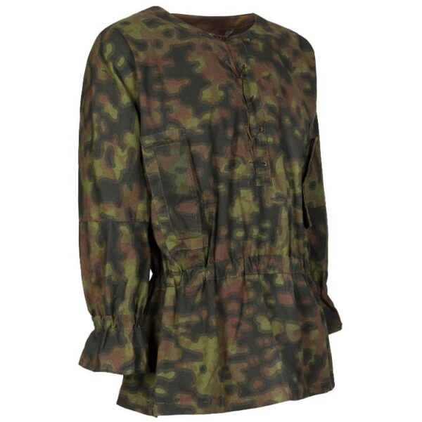 Blouse-smock-camo-Rauchtarn-allemande-wh-repro-