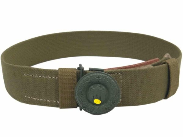 ceinture-afrika-toile-boucle-officier-wh-allemande-