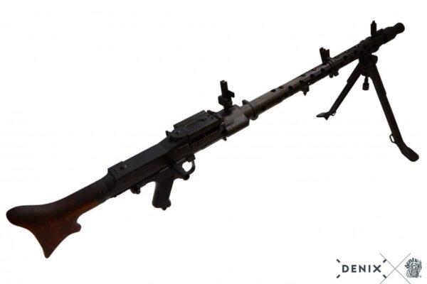 denix-Mitrailleuse-MG-34 - Allemagne-1934 - WWII- (1)