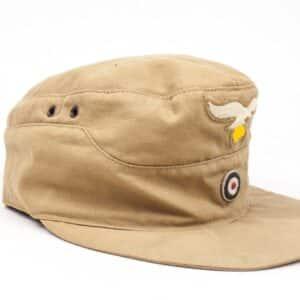 casquette-tropikal-luftwaffe-m41-cap